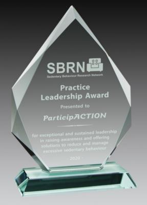 2020 SBRN Practice award - picture