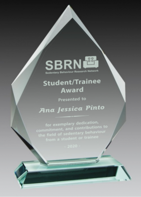 2020 SBRN Student Award - picture