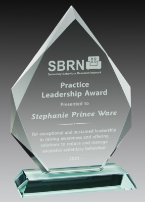 2021 SBRN Practice Award - picture