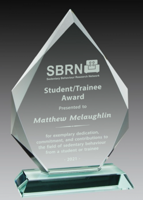 2021 SBRN Student Award - picture